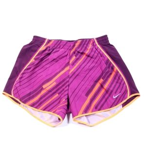 NIKE DRI-FIT Lined Running Gym Shorts